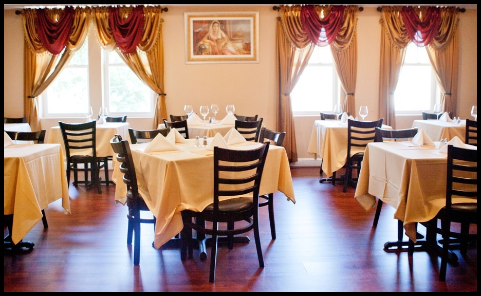 Photo #4 Private Dining Room at Cafe of India
