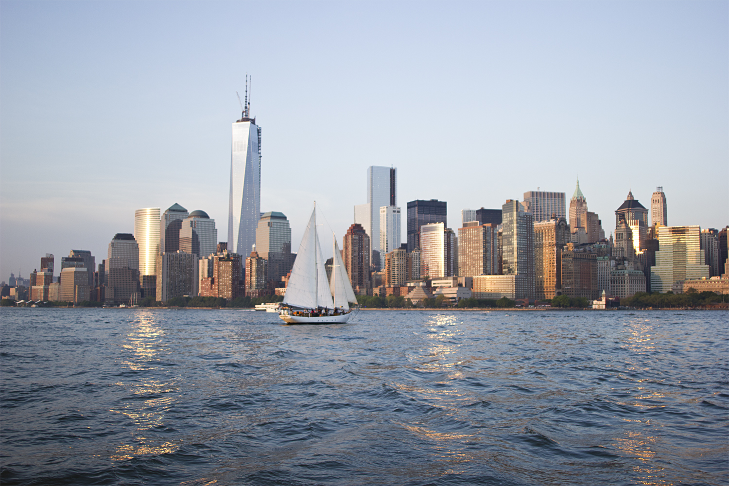 Shearwater Classic Schooner (Manhattan By Sail) event space in New York City, NYC, NY/NJ Area