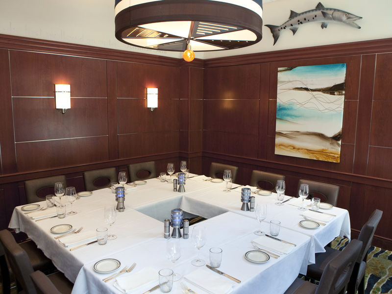 Photo #3 Barracuda Room at Oceanaire Seafood Room - DC