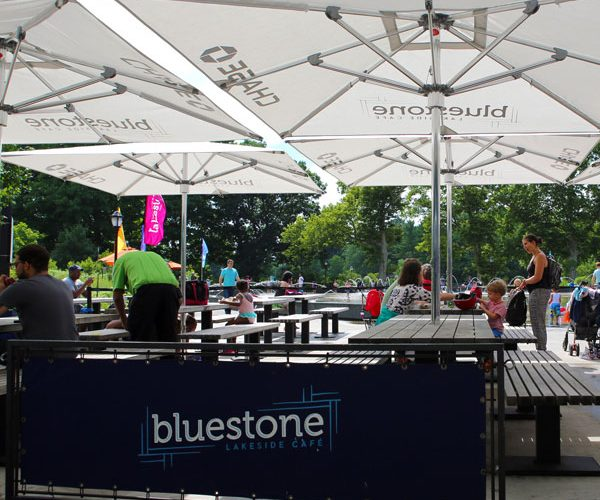Photo #2 Bluestone Cafe at The LeFrak Center at Lakeside