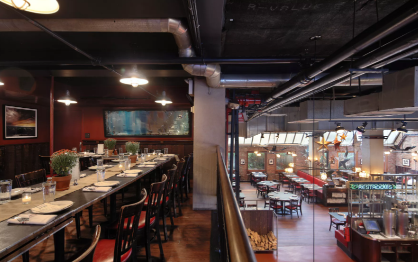 FULL RESTAURANT BUYOUT event space at Blue Smoke Flatiron in New York City, NYC, NY/NJ Area