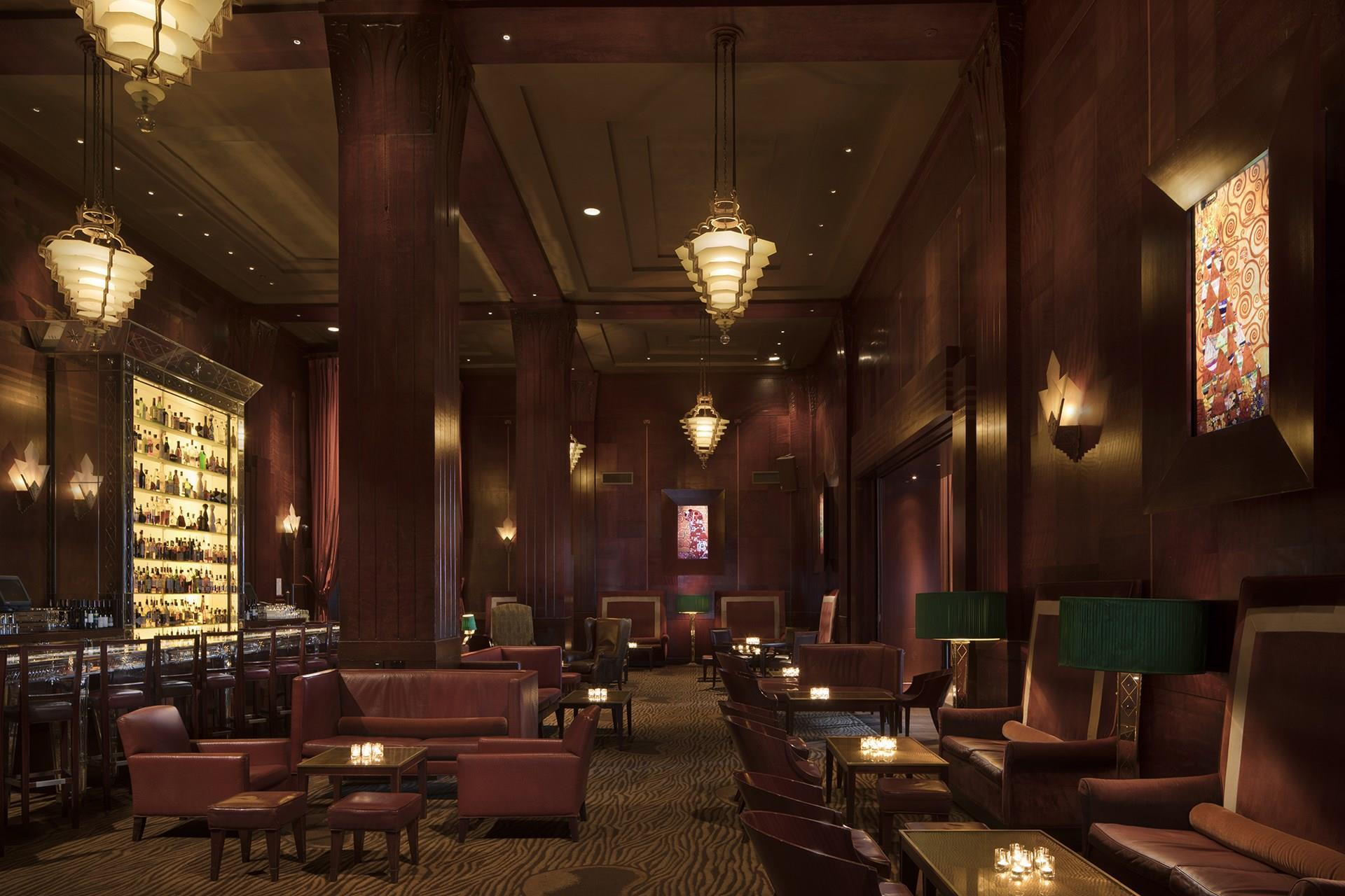 Photo #7 Redwood Room at Clift Hotel