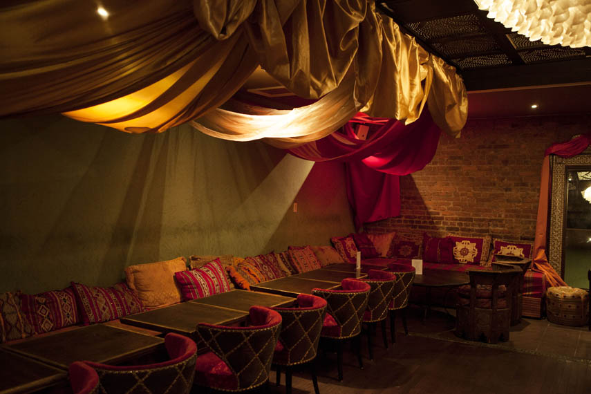 Full Venue event space at Tagine in New York City, NYC, NY/NJ Area