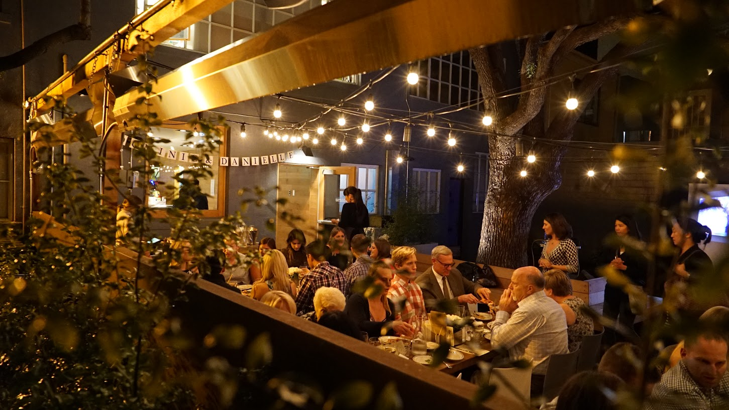 Photo #3 Patio at Pizzeria Delfina - Burlingame - Private Events & Large Party