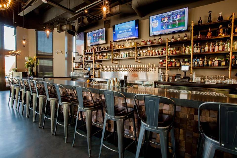 Ale Room event space at Steins Beer Garden and Restaurant in New York City, NYC, NY/NJ Area