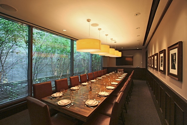 Private Dining Room 1 event space at Casa Nonna in New York City, NYC, NY/NJ Area