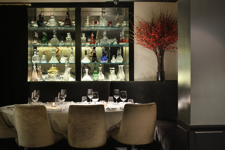 Photo #4 Private Dining Room at Beautique