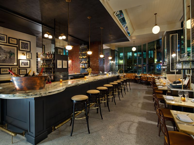 Full Restaurant Buyout event space at Lexington Brass in New York City, NYC, NY/NJ Area
