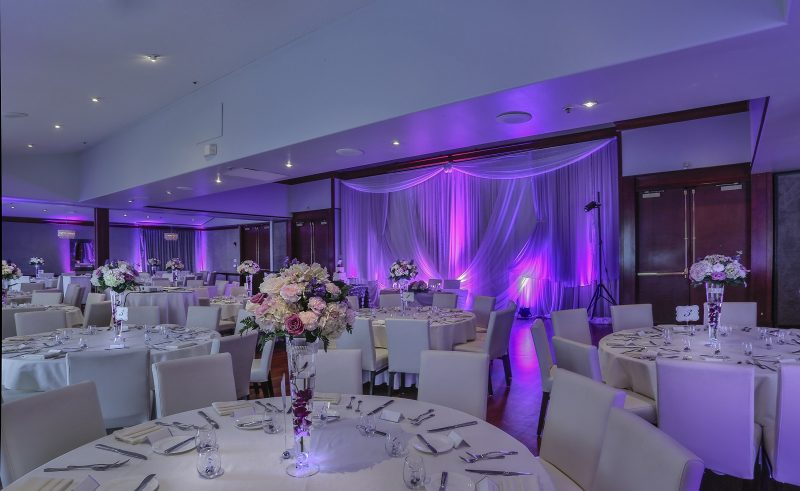 Pacific Ballroom event space at The Sea by Alexander's Steakhouse in SF