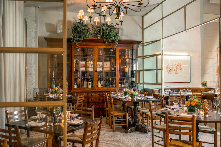 Photo #3 Manzo - Private Dining Room  at Eataly NYC Flatiron