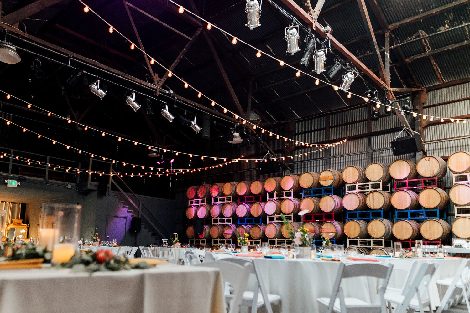 Photo #9 The Winery SF Barrel Room at The Winery SF
