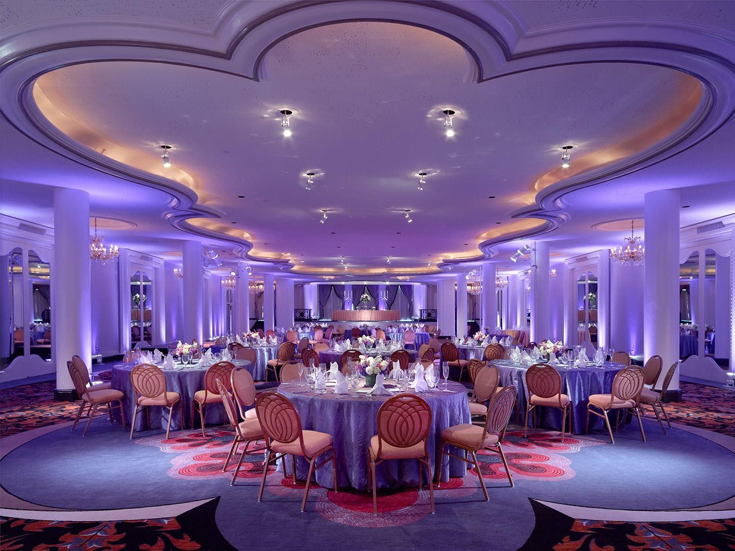 Photo #2 Empire Ballroom at Omni Shoreham Hotel