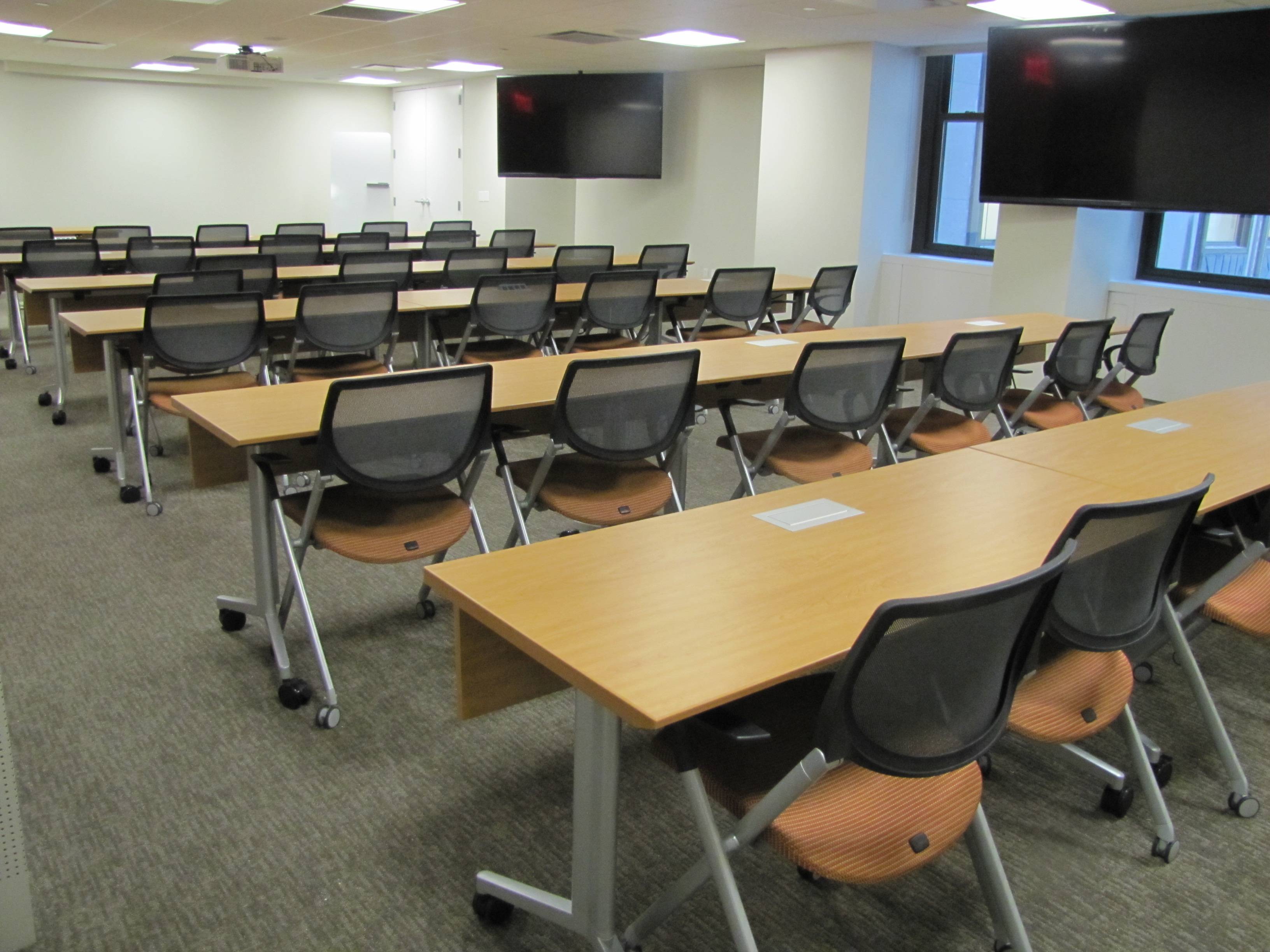Large Conference Room with A/V, WiFi, Flexible Layout event space at NYSSCPA in New York City, NYC, NY/NJ Area