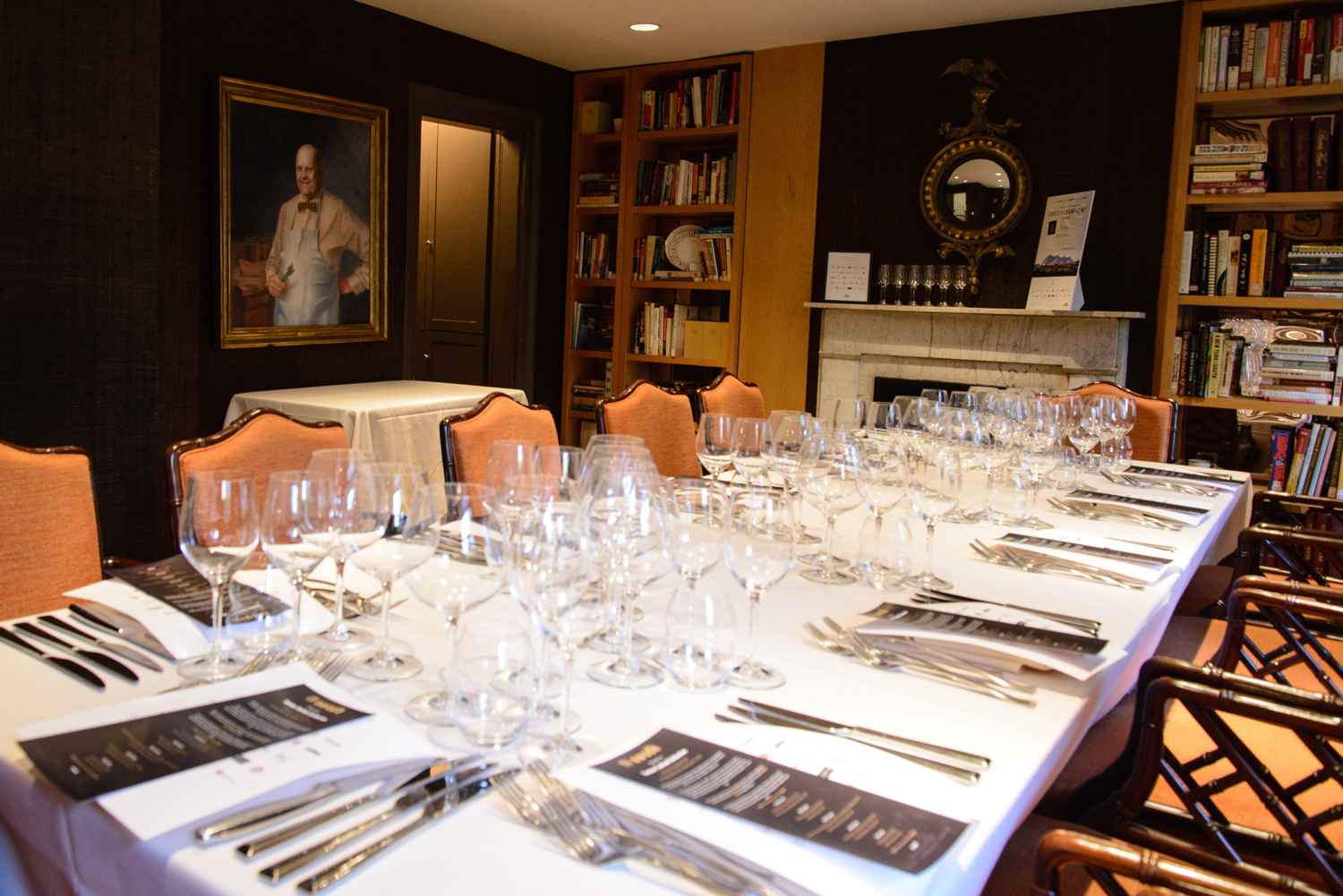 Photo #4 Peter Kump Boardroom at The James Beard House