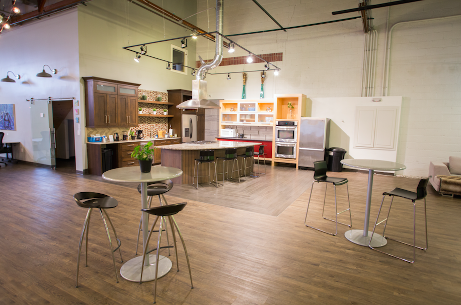 Photo #8 Kitchen & Lounge Space at Cultivated Synergy