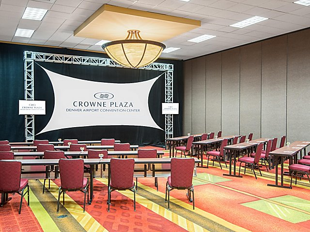 Photo #2 Steamboat Meeting Room at Crowne Plaza Denver Airport Convention Center