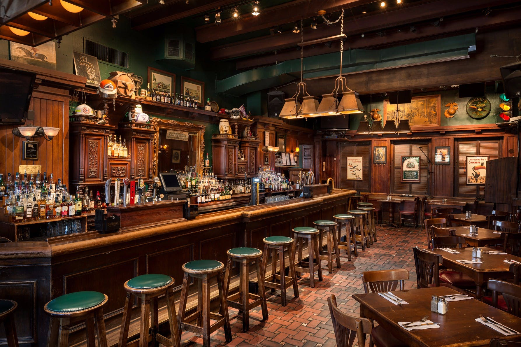 Photo #3 Main Bar Room at The Dubliner