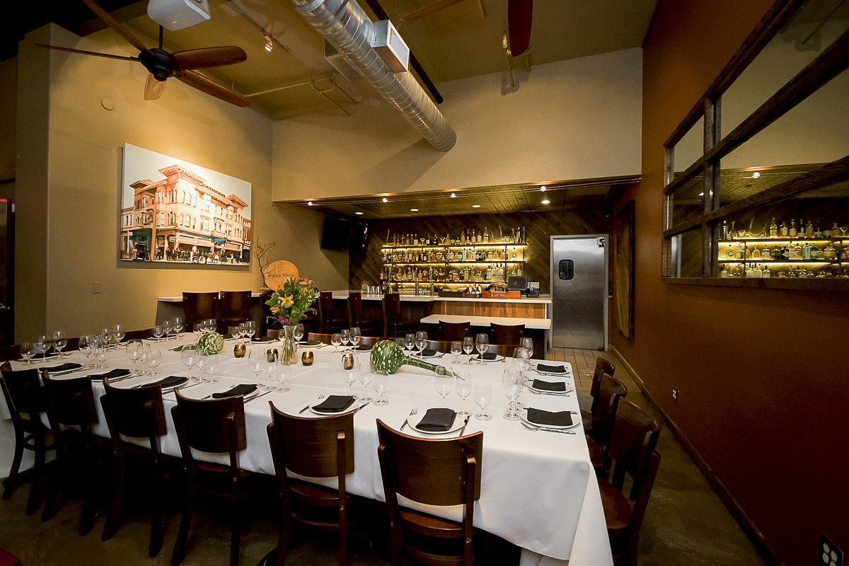 Photo #4 The Alexandria Room at Carpe Diem Napa