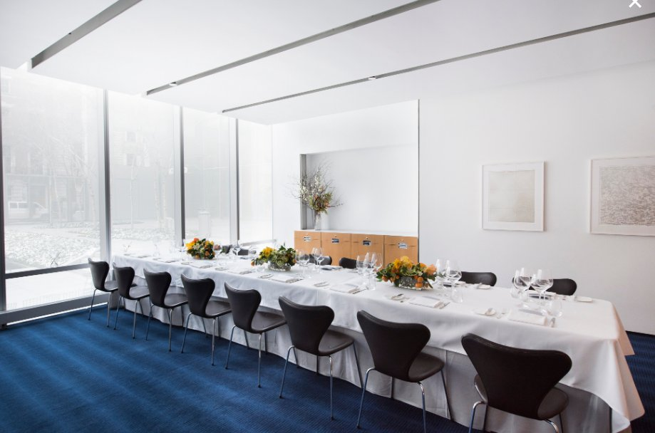 The Modern  event space in New York City, NYC, NY/NJ Area