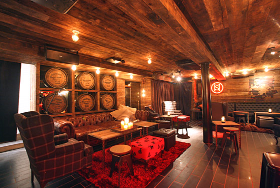 Photo #2 The Lounge at Southern Hospitality BBQ (Hell's Kitchen)