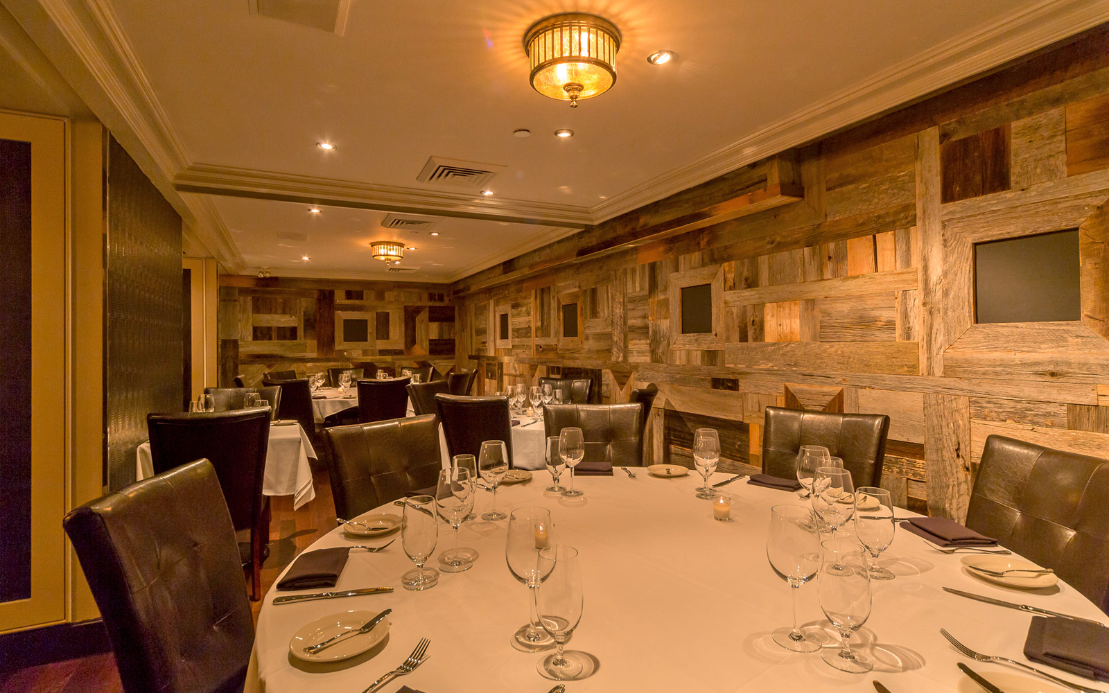 Photo #5 Cork Room at Angus Club Steakhouse