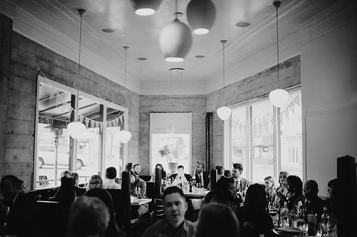 Dining Room event space at Kronnerburger in Bay Area